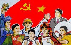Chào mừng 87 năm thành lập Đảng cộng sản Việt Nam (3/2/1930 – 3/2/2017)